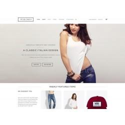 Sua Loja na Internet (Vestuário Feminino)